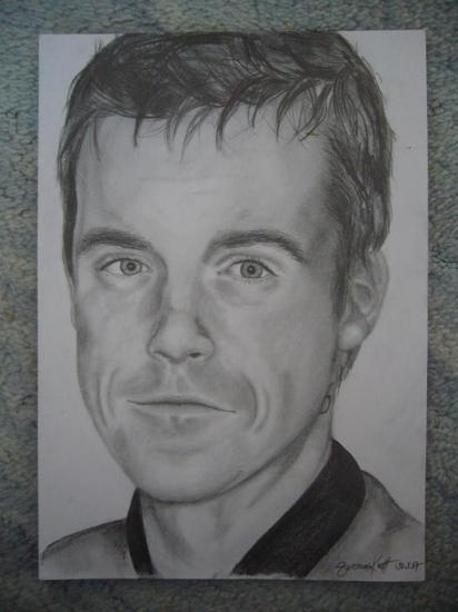 Robbie Williams by zuzkakutt